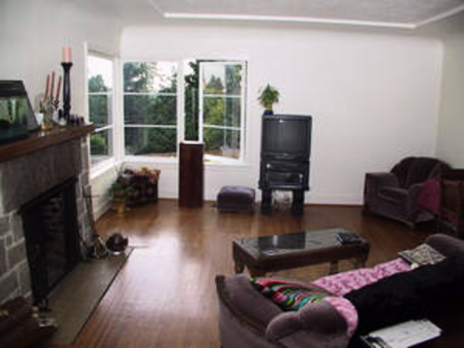 Living Room Main Floor