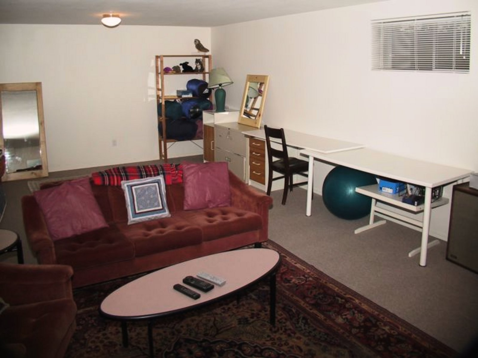 Recreation Room Downstairs