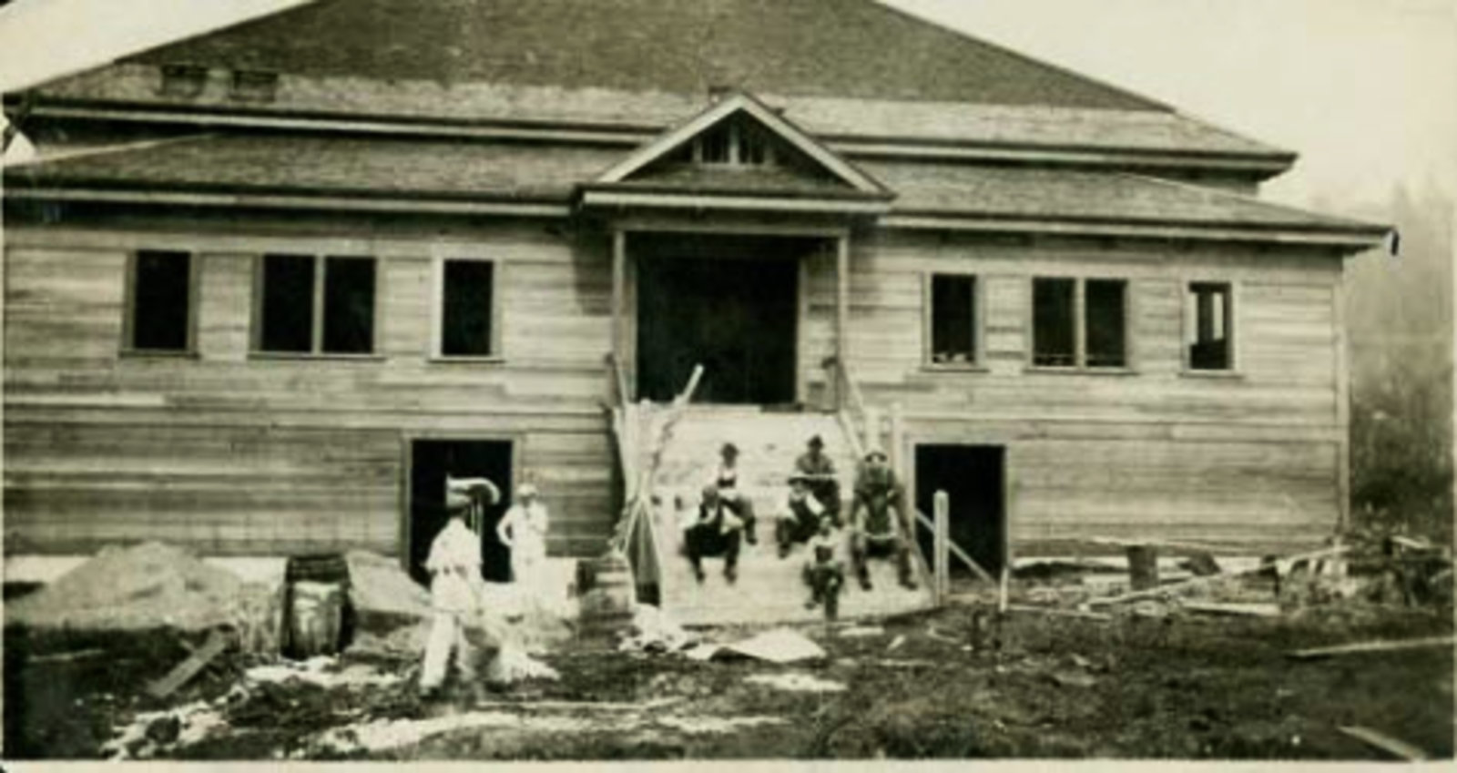 Hollyburn School 1913