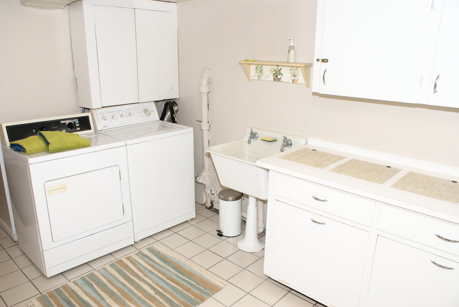 Laundry Room Down
