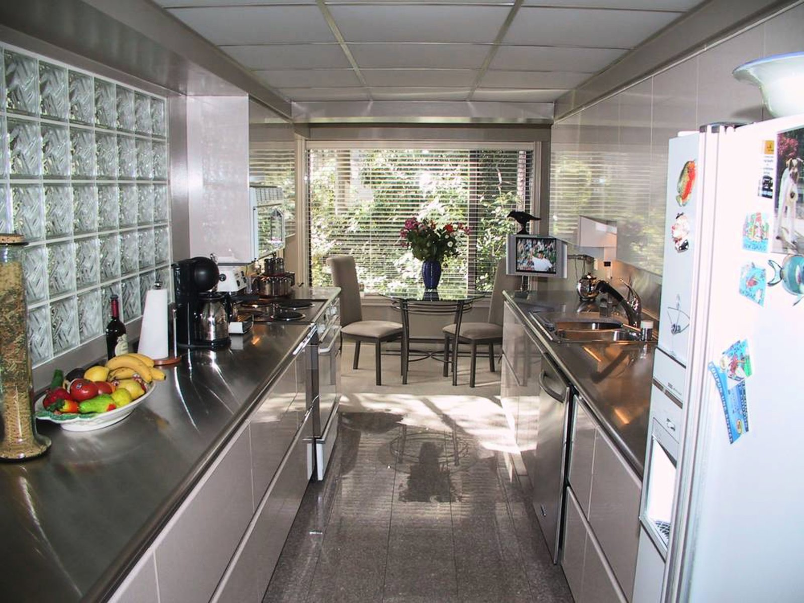 Kitchen Stainless Steel Appliances, newer appliances