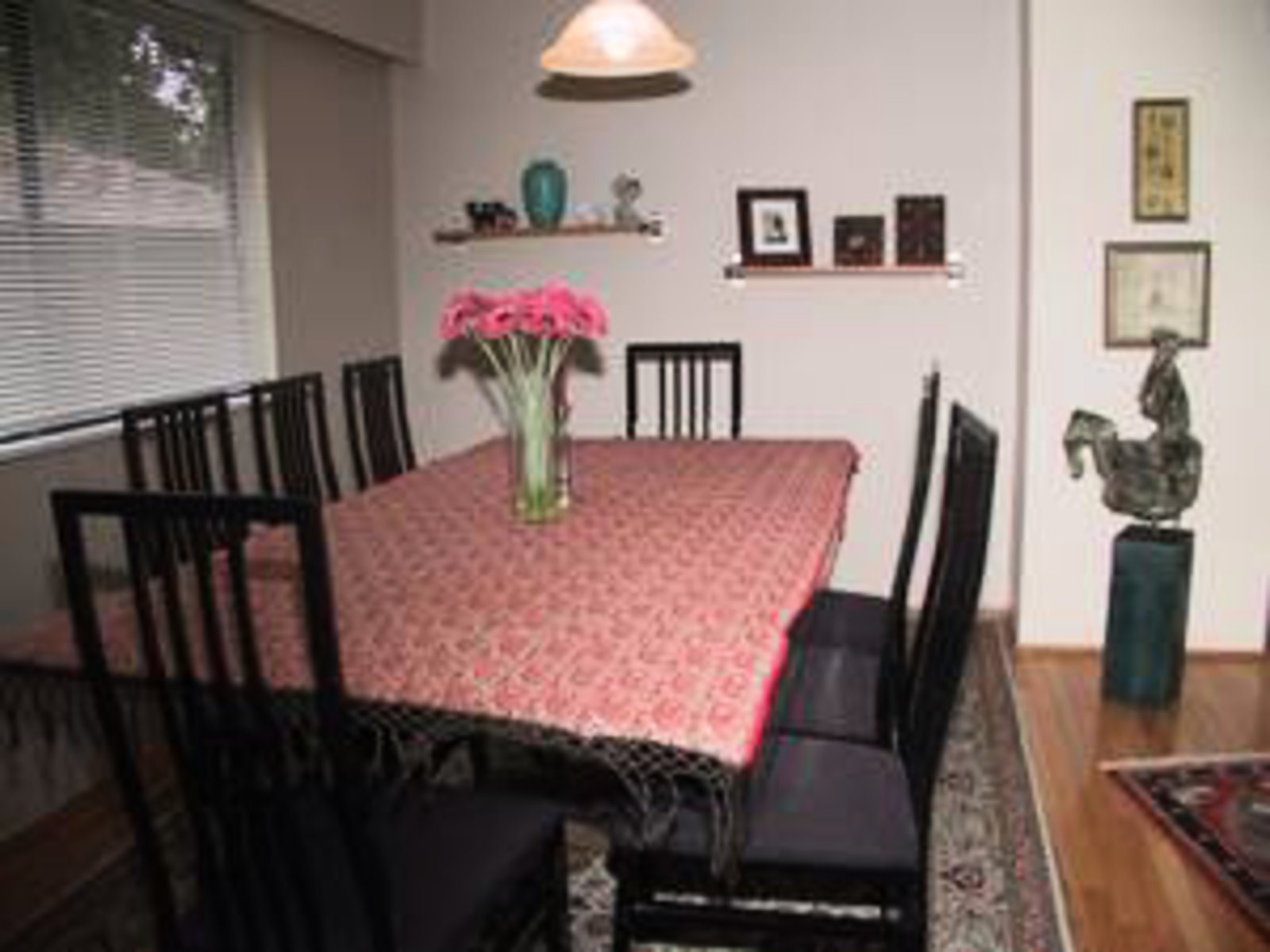 Dining Room Hardwood Floors