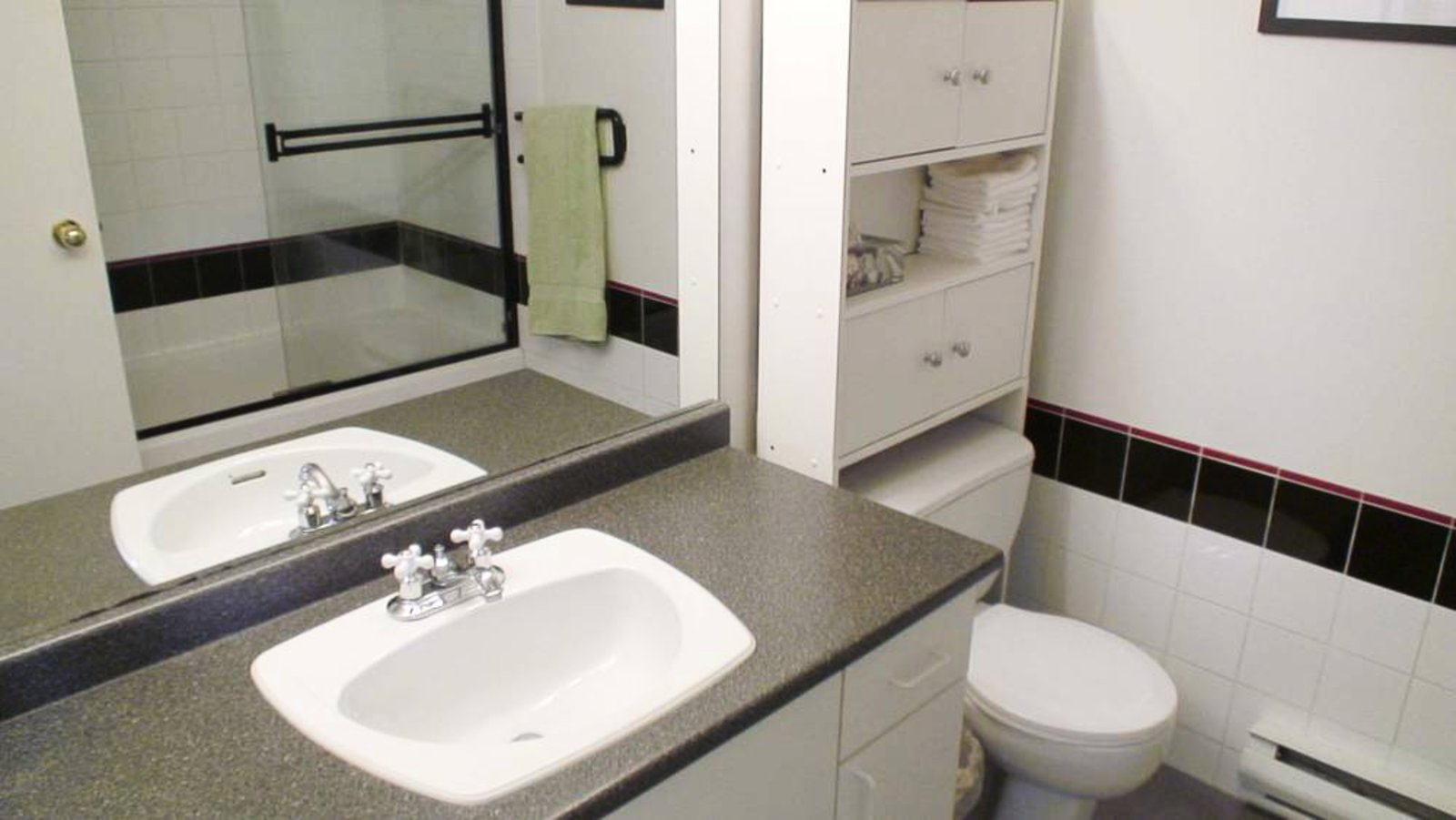 Lower 4 Piece Bathroom